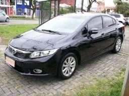 Honda Civic LXR 2.0 automático 2014