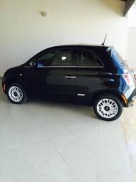 Fiat 500 ano 11/12 Lounge, 1.4 MultiAir