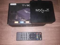 TV BOX ( Semi Novo)