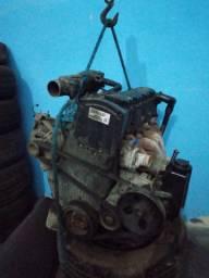 Motor e câmbio Vectra 2.0 completo