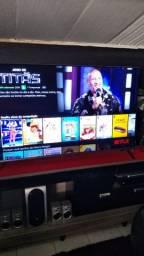 "SMART TV 4 K LED 65"" LG 65UM7520 PSB."