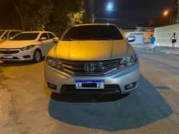 Honda City 2013 - Top de Linha - Km Baixa