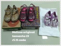 Sapato e Sandália  infantil menina (FRANCA)