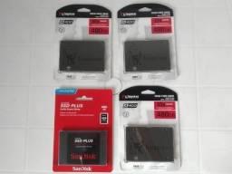 Promoção de HD SSd Lacrado, Original 120, 240, 480 e 960 GB Confira !