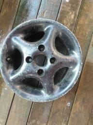 Vendo 4 rodas dessa aro 13 Forde