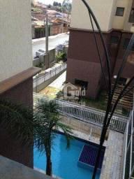 Apartamento com 2 dormitórios à venda, 47 m² por R$ 230.000 - Jardim Maria Goretti - Ribei