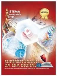Enciclopédia Hiper conhecimento Digital e interativo - Do fundamental aos concursos...