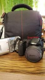 Camera Nikon coolpix L810 semiprofissional