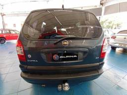 Chevrolet Zafira  Elegance 2.0 (Flex) (Aut) FLEX AUTOMÁTICO