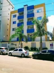 Apartamento com 1 dormitório para alugar, 55 m² por R$ 1.000/mês - Coqueiral - Cascavel/PR