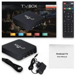 Tv Box Smart 4k Pro 5g 4gb/ 64gb Wifi Android 10.1