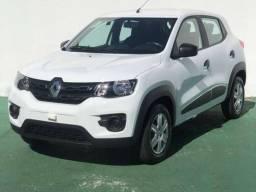 Renault Kwid 1.0 12V Sce Flex Zen Manual 2021 Branco
