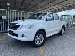 Título do anúncio: Toyota Hilux SRV Diesel 3.0 2013