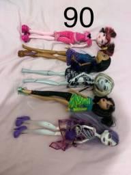 Monster Highs originais
