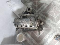 Motor e caixa de marcha Honda Civic 99