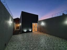 Casa nova 3 quartos, sendo 1 suíte - Jd. Vânia Maria