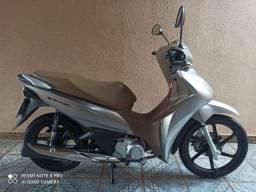 Biz 125cc 2019/19 Completa. Estado de Zera. 2 Mil KM Rodados.