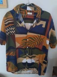 Camisa Foxton Tropical