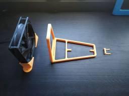 Kit para ligar placa VGA fora do gabinete