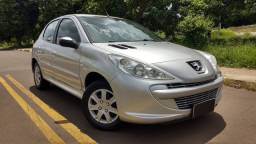 Peugeot 207 XR 1.4 flex completo ano 2013
