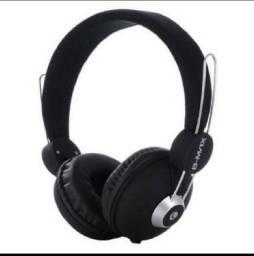 Fone De Ouvido Headphone P2 Com Fio De Nylon Bmax 2670 Preto<br><br>