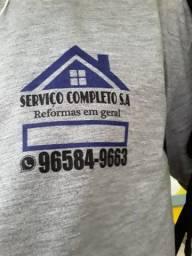 Serviço para sua casa