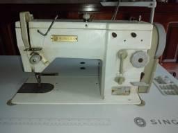 Máquina de costura zig zag singer
