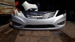 Para-choque dianteiro Hyundai azera 2012 2013 2014 completo