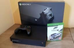 Xbox One X + Forza 7