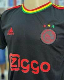 Camisa do Ajax Bob Marley