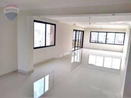 Apartamento com 4 dormitórios para alugar, 240 m² por R$ 12.000,00/mês - Moema - São Paulo