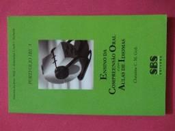Título do anúncio: Livro Portfolio SBS 3 Ensino da Compreensão Oral em Aulas de Idiomas