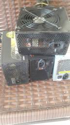 FONTE ATX GAMER  750 500W 350W