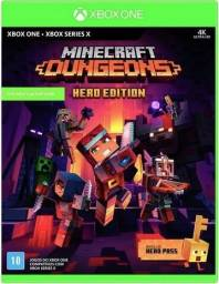 Minecraft Dungeons Hero Edition - Xbox One / Series X