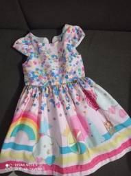 Vestido infantil M