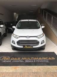 Ford Ecosport Titanium 2.0 Prata - 2014