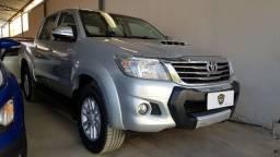 Hilux SRV 4x4 AT , Diesel, Linda, pneus novos IPVA 21 pago