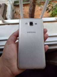 Samsung J7 neo, 16 gb de memória,<br>2 gb ram