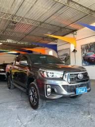 Título do anúncio: Toyota / Hilux SRX 2.8 4x4 16V Diesel 2020 Edição 50 anos