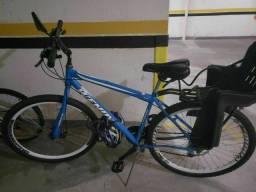 Bicicleta revisada aro 29 com freio a disco
