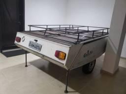 Carreta barraca Camping Star