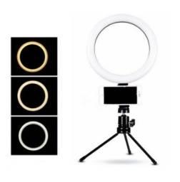 Ring Ligth Para Selfiei Vídeos e Fotos