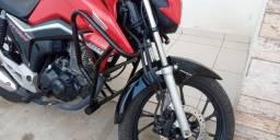 Motos (Start - Fan - Titan) -  Protetor de carenagem