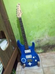 Guitarra waldman cruzeiro troco por violão volto 50 reais