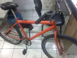 Bicicleta roda aerio.26.so pega e anda