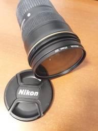Lente Nikon 24-70mm 2.8 G (Nikkor) Novíssima