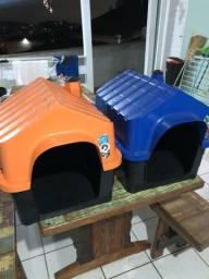 Vendo casinhas de cachorro de plástico N2