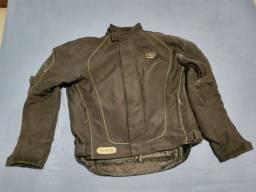 Jaqueta Impermeável Riffel Safety Motowear <br>Tamanho L (equivale ao G)