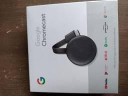 Vendo Chromecast terceira geração