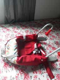 Cadeira de alimentação babá eletrônica berço portátil  os três produtos 140 reais